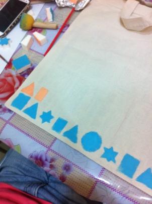 DIY 環保袋 Tote Bag