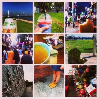 2014  暑假 首爾 summer in seoul