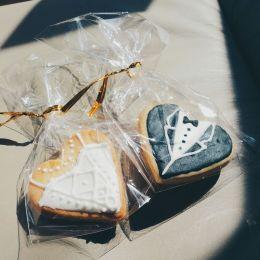 fondant cookies 糖皮曲奇餅