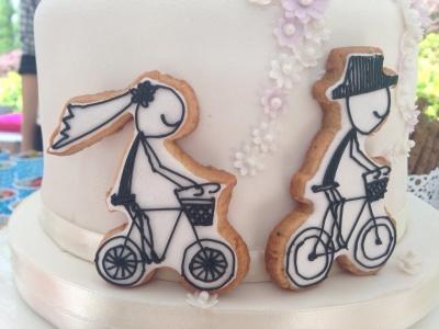 fondant wedding cake 糖皮結婚蛋糕