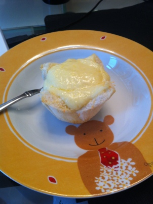 croque madame sauce hong kong only connect food blog 早午餐 全日早餐 法國吐司
