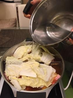 部隊鍋 韓 開年飯 泡菜