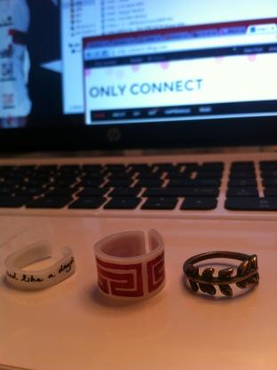 伸縮膠 收縮膠 戒指 DIY 香港 飾物 首飾 shrinky dinks ring accessory